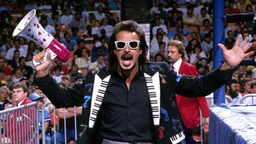 Jimmy Hart: Worthy of one Hall of Fame ring but not two