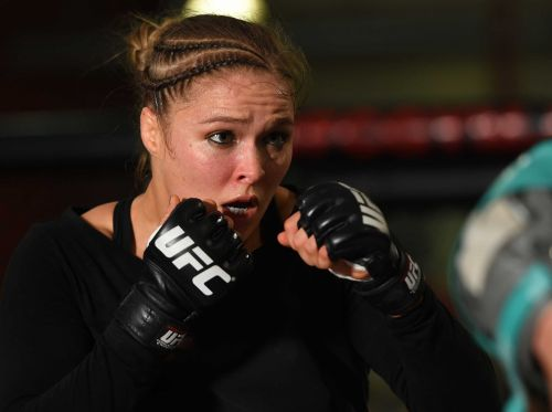 Image result for ronda rousey ufc