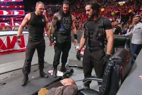 CM Punk was the brains behind The Shield