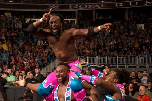 Could we finally see a main event push for Kingston?