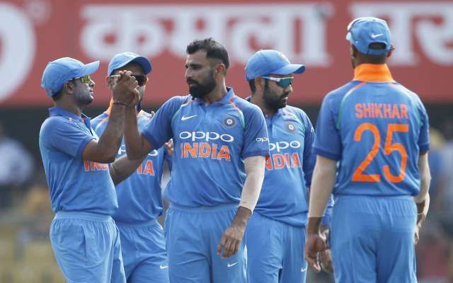 Mohammed Shami's second coming as an ODI player