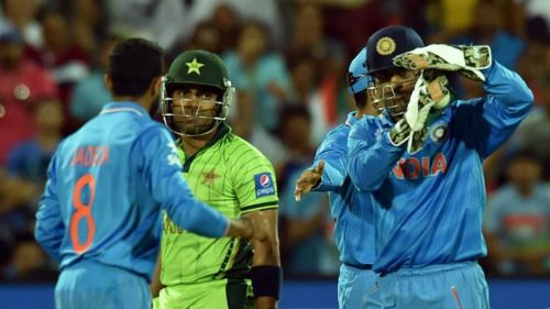 India vs Pakistan in 2015 World cup