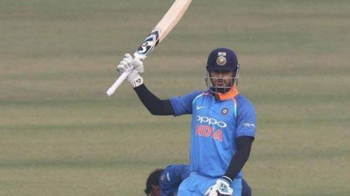 Shreyas Iyer Creates Record today