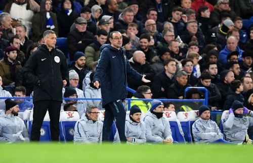 Is time running out for Maurizio Sarri?