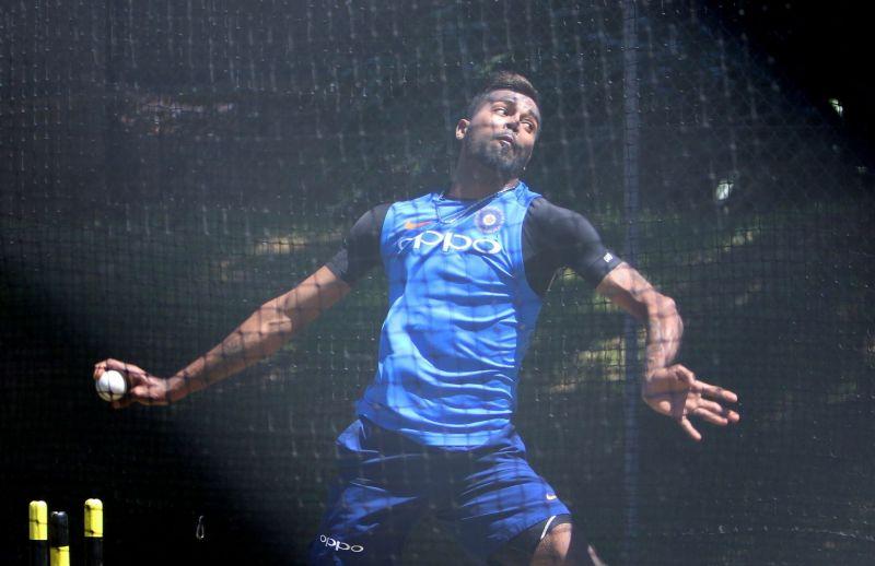 Hardik ruled out of Australia's tour of India