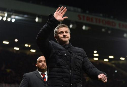 Ole Gunnar Solskjaer wants Manchester United to challenge for trophies