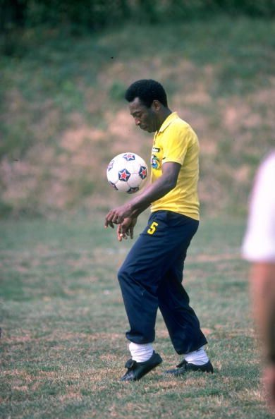 Pele of Brazil