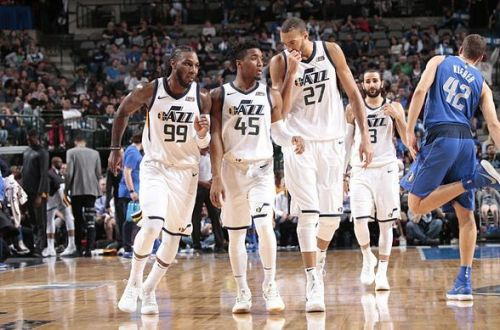 The Jazz are the only team without an All-Star in this division.