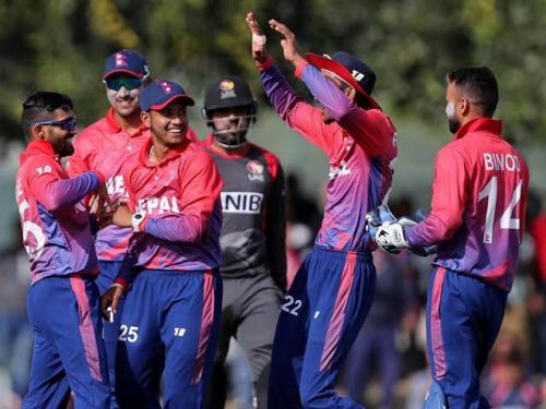 Nepal aims back to back titles against UAE.