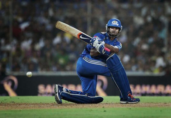 Abhishek Nayar was given very limited opportunities for India