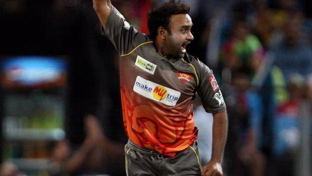 Amit Mishra has three hat-tricks against his name
