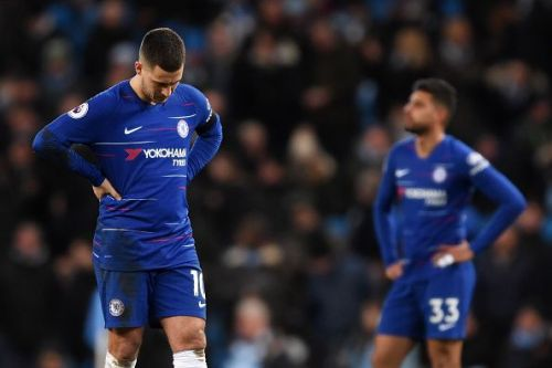 Chelsea's season gets bad to worse after their defeat against Manchester City