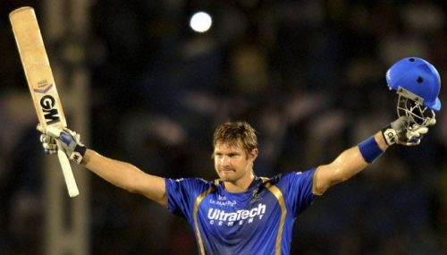 Shane Watson has scored a century for both CSK and RR