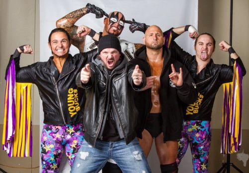 Once upon a time in The Bullet Club...