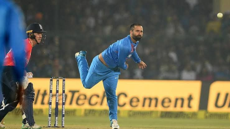 Parvez Rasool has been quite consistent in domestic cricket but has not received enough opportunities in a Team India shirt