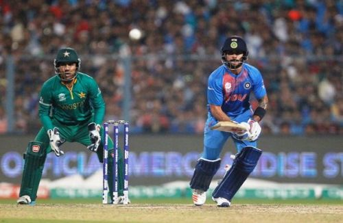 Indian and Pakistani have faced each other six times in CWC history