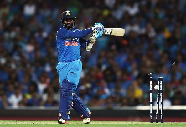 Dinesh Karthik has discharged the role of a finisher fairly well