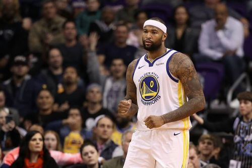 Things will not be easy for the opposition teams with DeMarcus Cousins in the lineup