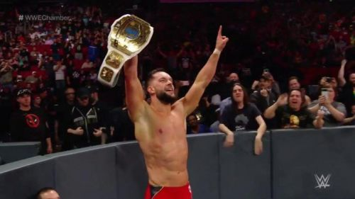 Finn Balor is your new Intercontinental Champion