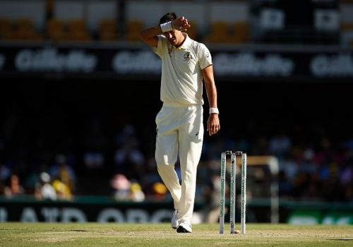 Australia are handed a meaty blow with Starc set to miss the India series