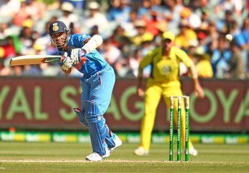 Ajinkya Rahane in ODI colours