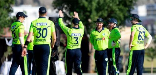 Ireland aim to keep the series hopes alive.