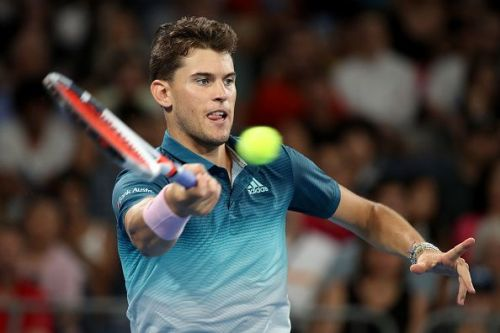 Dominic Thiem is the top seed