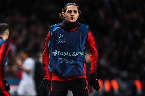 Adrien Rabiot has drawn the attention of a number of suitors
