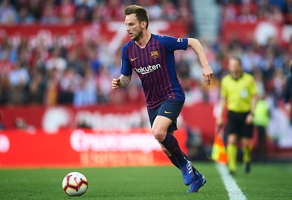Rakitic could leave Barcelona this summer