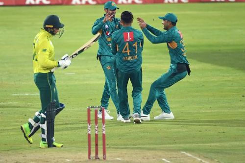 3rd KFC T20 International: South Africa v Pakistan