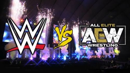 AEW is being billed by many fans as a serious competition to WWE