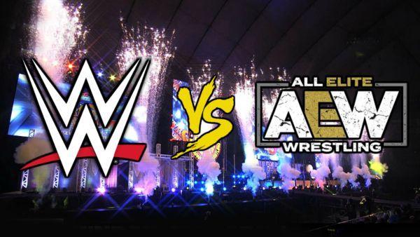 happen fantasy should WWE AEW that vs 5 matches