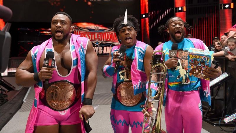 It could be more than just Kofi Kingston in his Elimination Chamber pod.