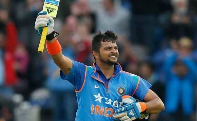 Suresh Raina becomes the first India to reach 8000 runs in T20 cricket