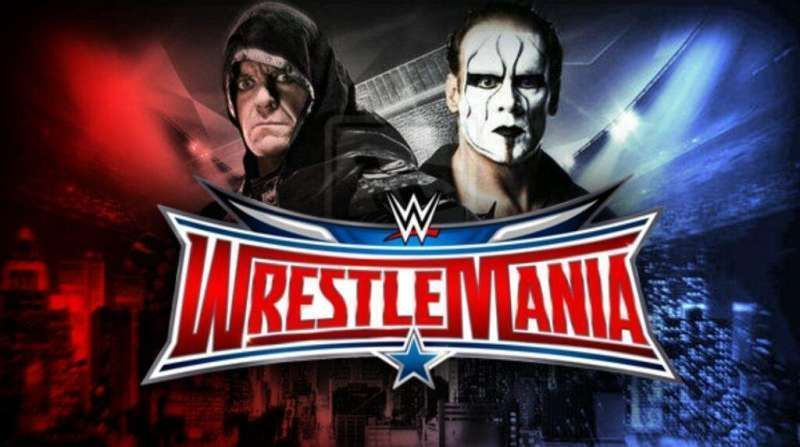 The Undertaker VS Sting