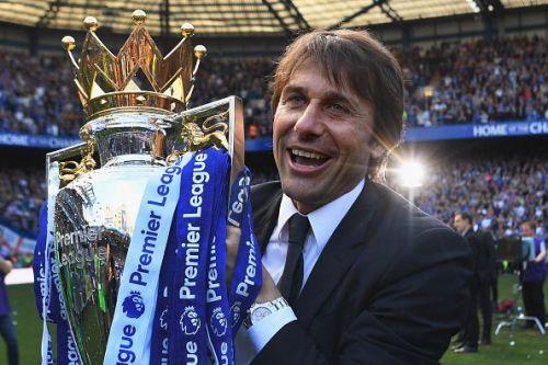 Conte won the league but was acrimoniously shown the door next season