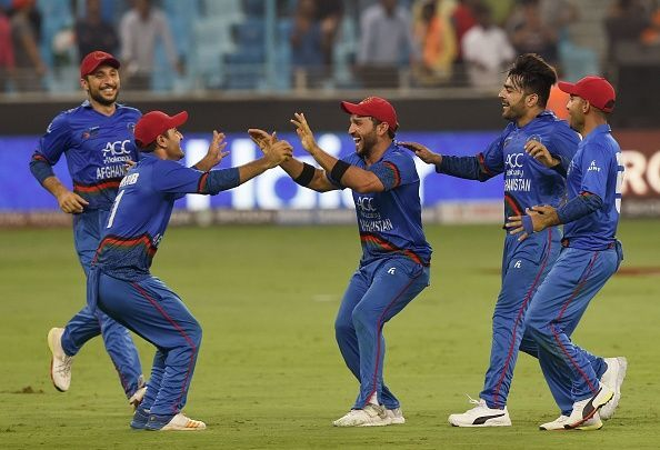Afghanistan will host Ireland in all three formats