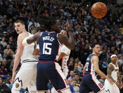 Nikola Jokic is averaging near-triple-double numbers this season
