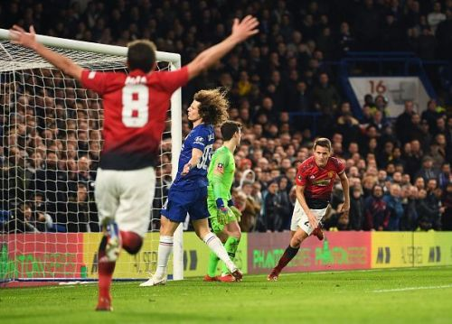 Chelsea v Manchester United - FA Cup Fifth Round