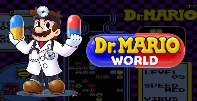 VIa DR.Mario World
