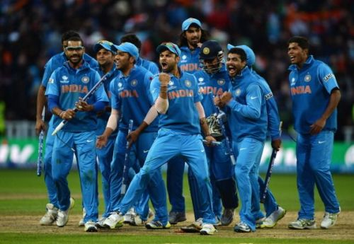 Team India looks all geared up for the event