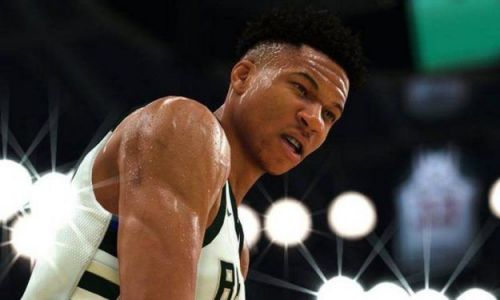Giannis has a 94 overall rating in the game