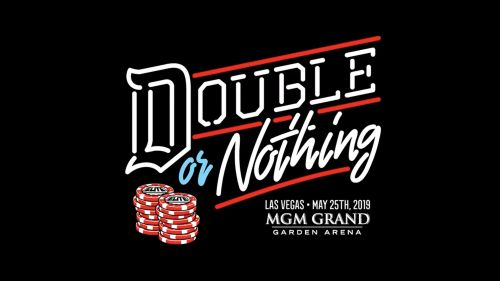 AEW's Double or Nothing Logo
