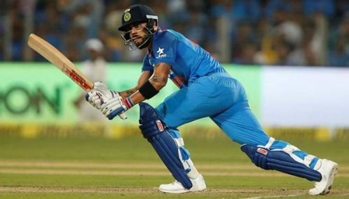 Virat Kohli is the world's best batsman at the moment