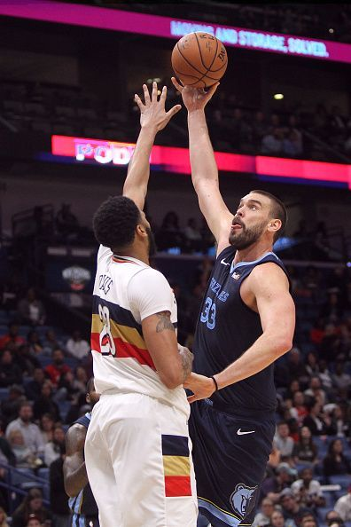 Memphis Grizzlies finally traded one of their franchise cornerstones in Gasol