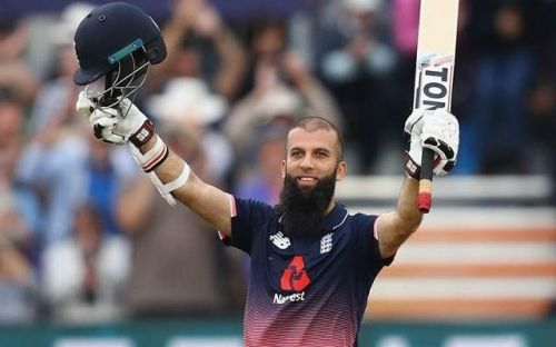Moeen Ali is confident of his team's success in the upcoming ICC World Cup