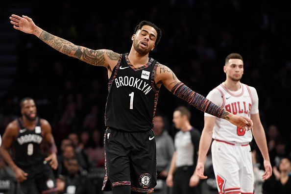 Brooklyn Nets are cruising thanks to their All-Star, D
