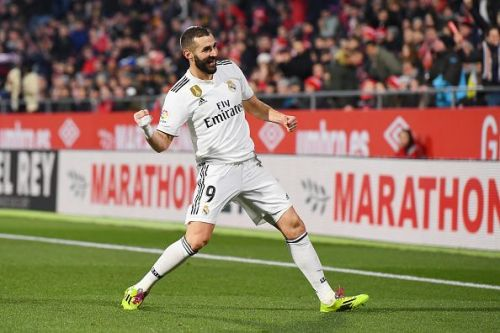 Benzema has been on red-hot form recently and is the key man for Madrid in the Clasico.