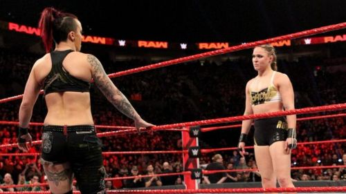 Ruby Riott could become Raw Women's Champion
