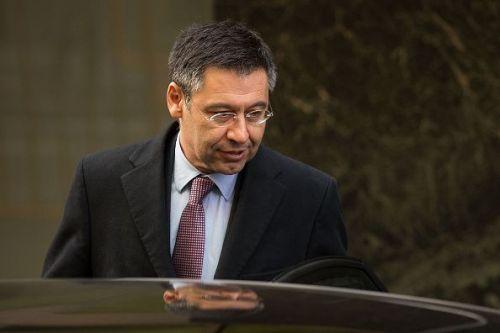 FC Barcelona President, Josep Maria Bartomeu